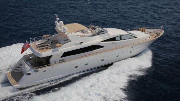sold yacht Soho