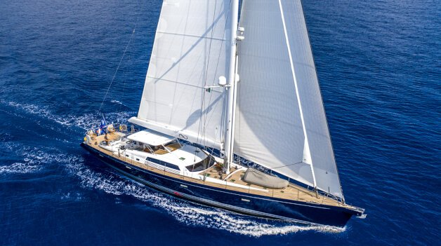 sold yacht Infinity