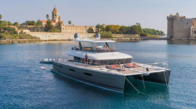 sold yacht Vigilant 1