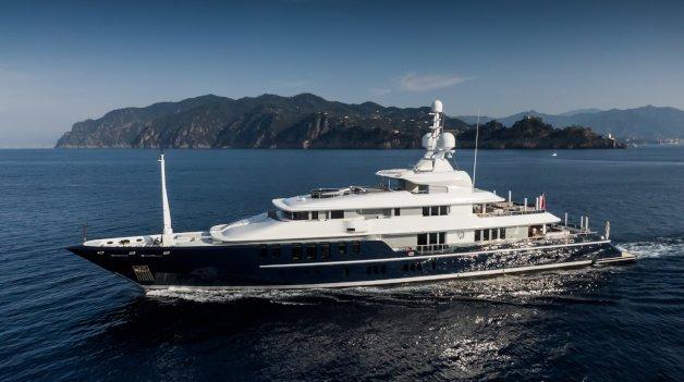 sold yacht Triple Seven