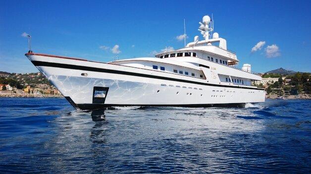 sold yacht Il Cigno