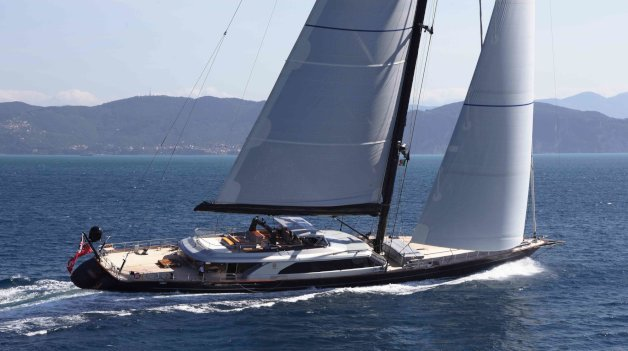 sold yacht Perseus^3