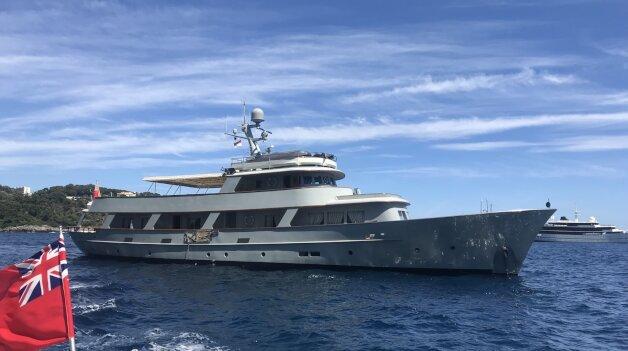 sold yacht Walanka