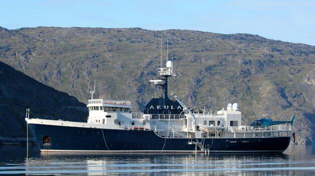 sold yacht Akula
