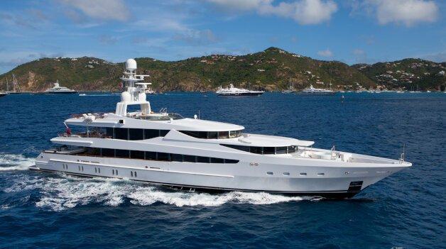 sold yacht Sunrise