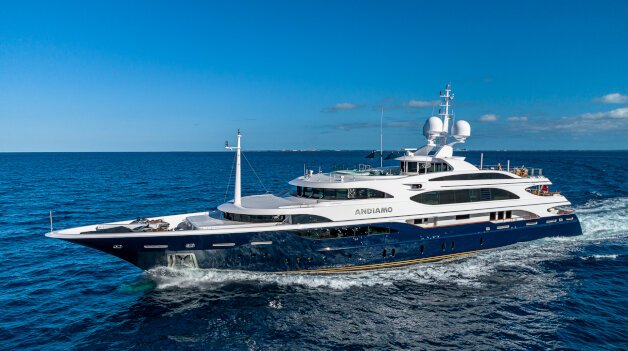sold yacht Andiamo