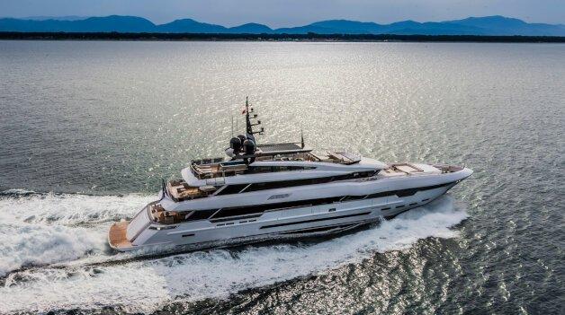 sold yacht Polaris I