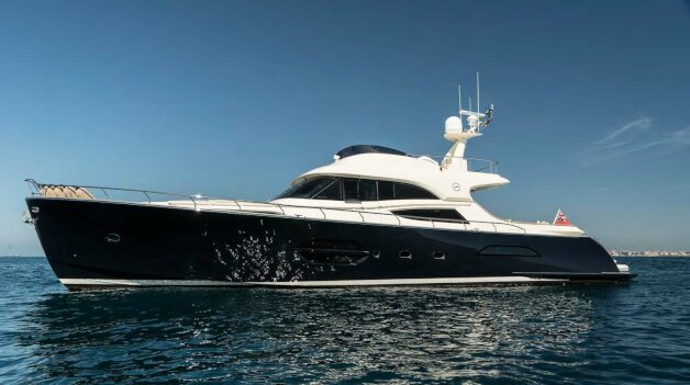 sold yacht Lumiere