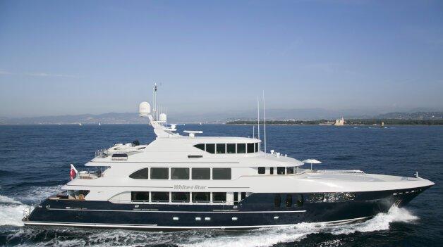 sold yacht White Star