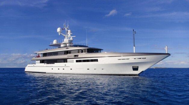 sold yacht Aldabra
