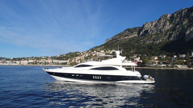 sold yacht Z of Monaco