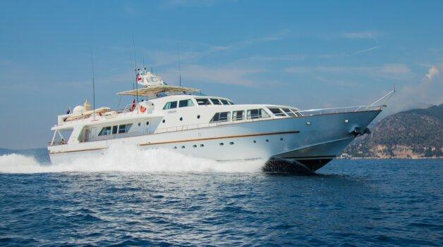 sold yacht Nauta