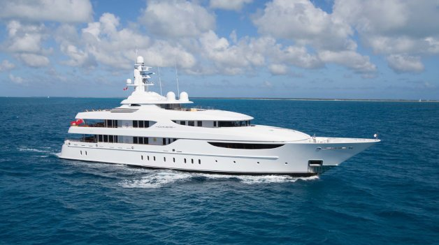 sold yacht Oasis