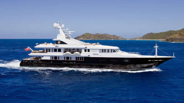 sold yacht Helios