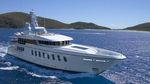 sold yacht Gladiator