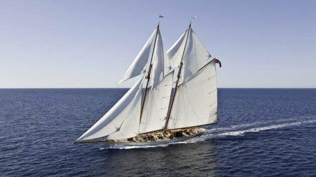 sold yacht Germania Nova