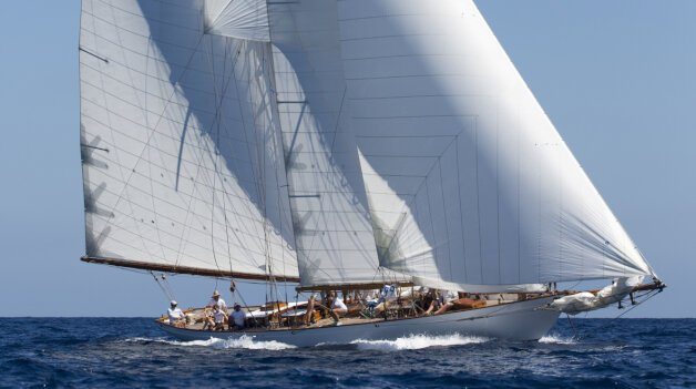 sold yacht Kelpie of Falmouth
