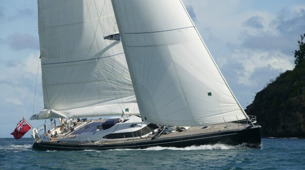 sold yacht Si Vis Pacem
