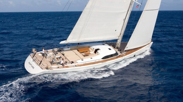 sold yacht Rapture