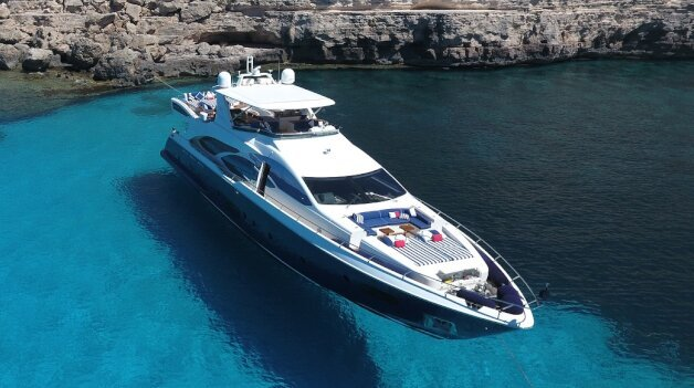 sold yacht Atmosphere