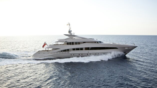 sold yacht Septimus