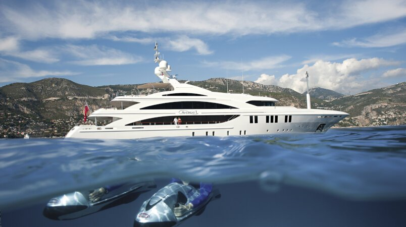 Andreas L Luxury Super Yacht For Sale