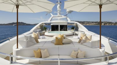 Andreas L Yacht Interior