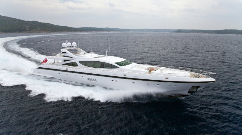 Rush Luxury Super Yacht For Sale