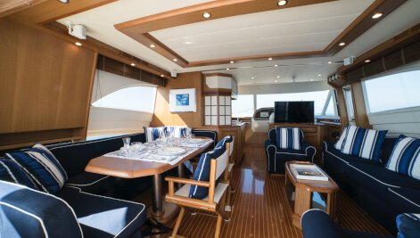 Lumiere yacht for Sale