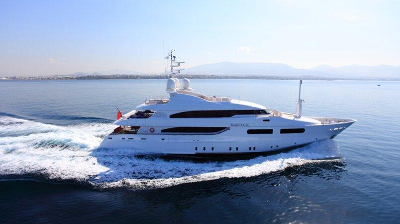 Magenta M Luxury Super Yacht For Sale