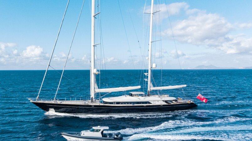 Asahi yacht for Charter