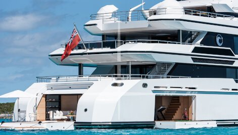 North Star yacht for Charter