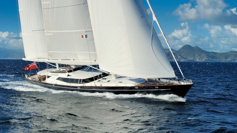Drumbeat yacht for Charter