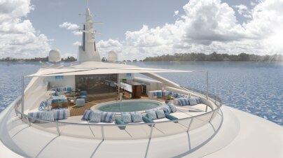 Icon 280 Yacht Interior