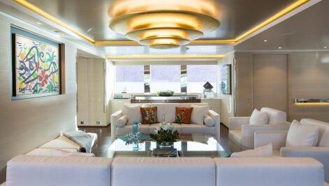 Aquijo yacht for Charter