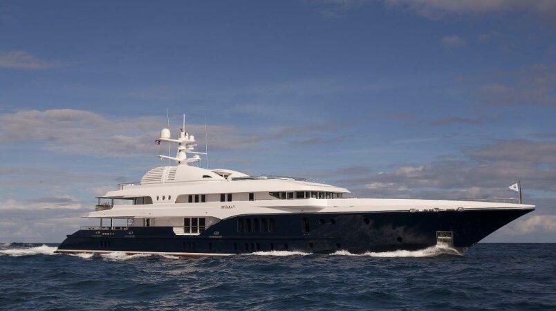 Sycara V Luxury Super Yacht For Sale
