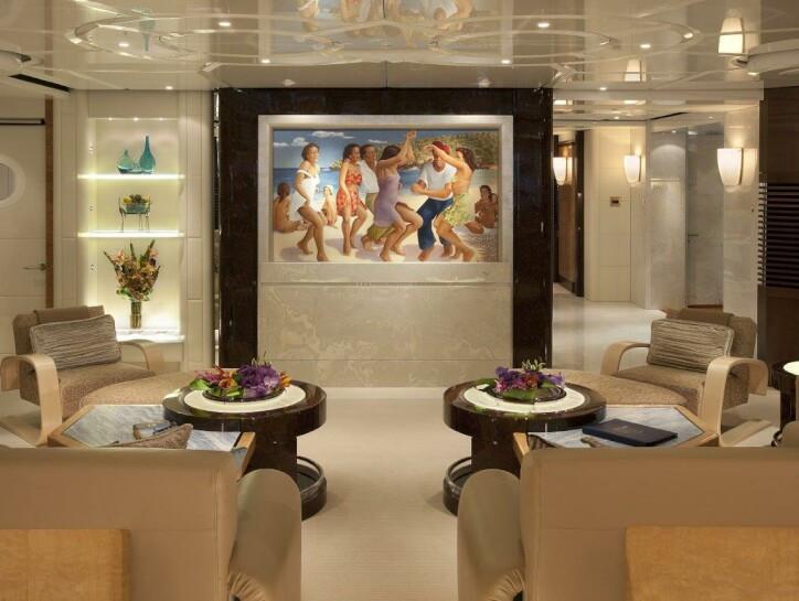 Sycara V yacht for sale