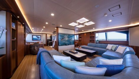 Perseus 3 yacht for Sale