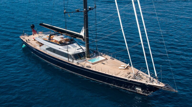 Perseus 3 Luxury Super Yacht For Sale