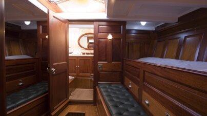 Moonbeam of Fife III Yacht Interior