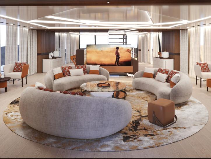Maori M125 yacht for sale