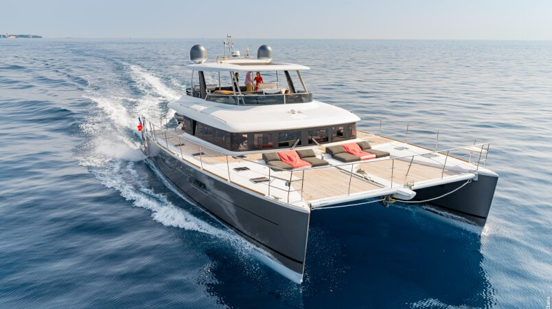 Surfrider III Luxury Super Yacht For Sale