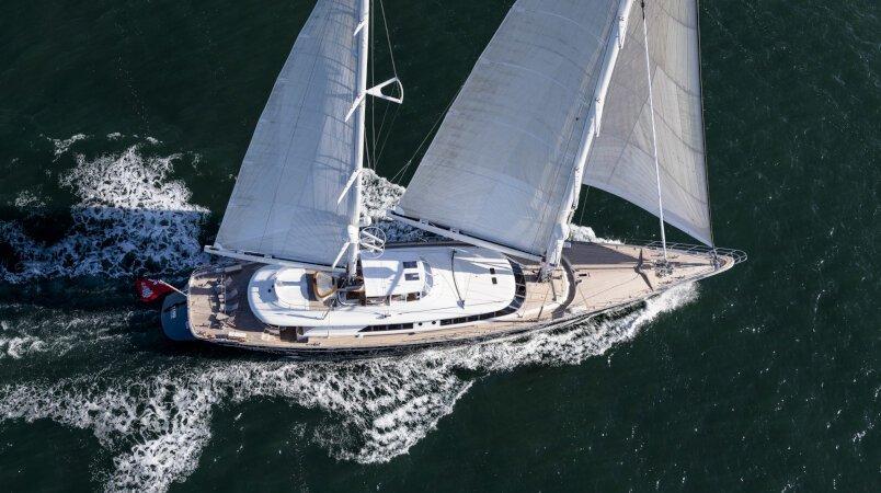 Zenji Luxury Super Yacht For Sale
