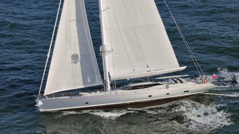 Valquest Luxury Super Yacht For Sale