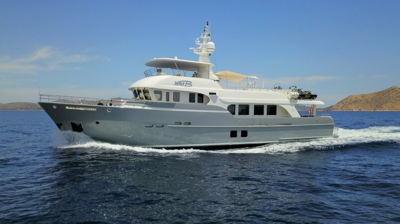 Mrs B Luxury Super Yacht For Sale