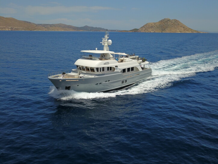 Mrs B yacht for sale