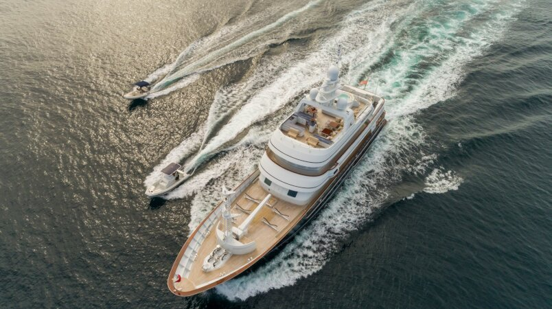 Full Moon Luxury Super Yacht For Sale