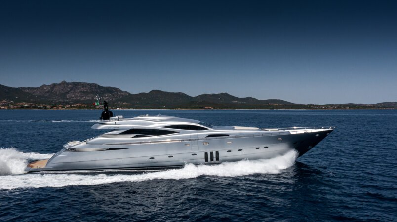 Bellamor Luxury Super Yacht For Sale