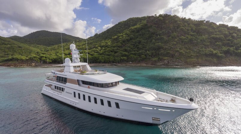 Gladiator Luxury Super Yacht For Sale