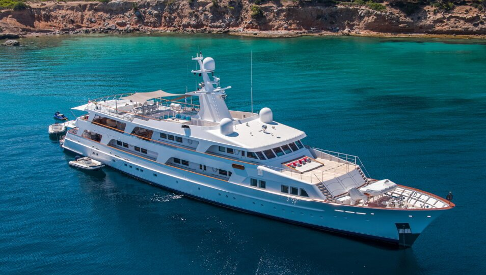 Illusion I yacht for Charter